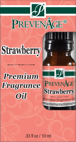 Strawberry Fragrance Oil - 10 mL - Click Image to Close