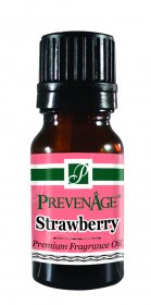 Strawberry Fragrance Oil - 10 mL
