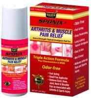 Arthritis & Muscle Pain Relief Roll-On (3 OZ)